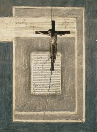 Crucifix after Cimabue